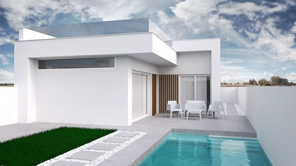 New Build  - Villa - Costa Calida Mar Menor - San Javier