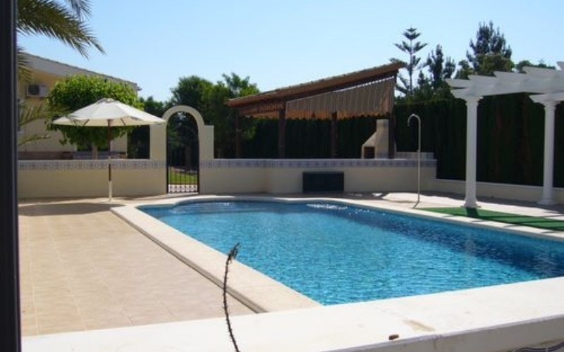 Resale - Villa - Almoradí - Country