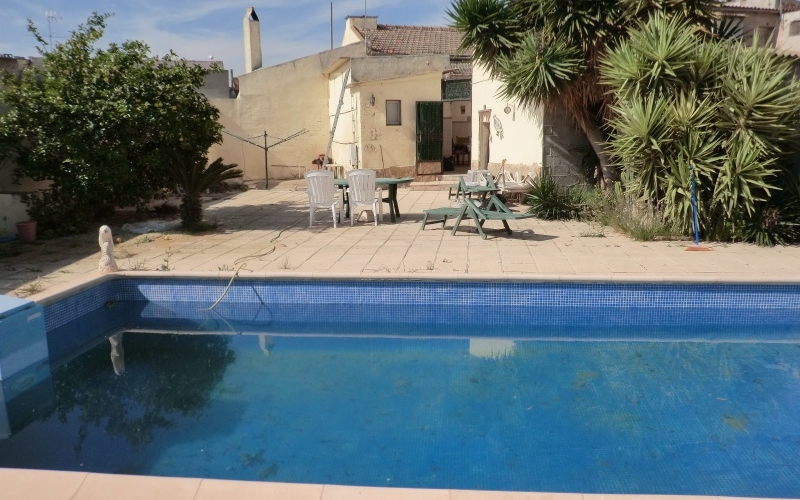 Resale - Country House - Catral - Pueblo