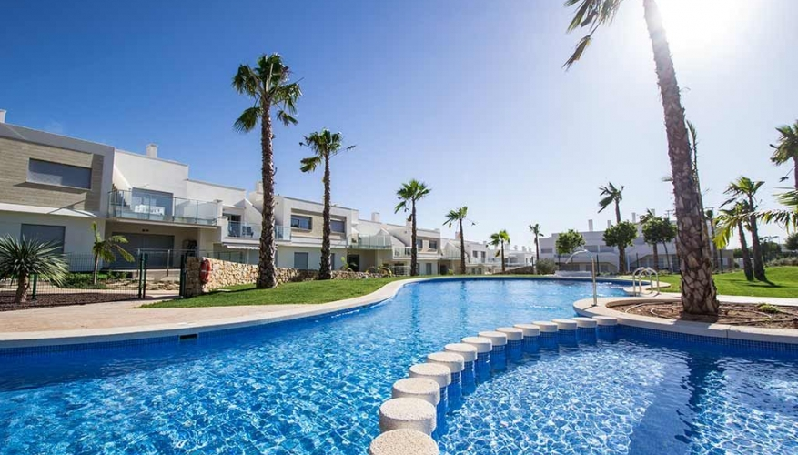 New Build  - Apartment - Orihuela Costa - Golf Vistabella