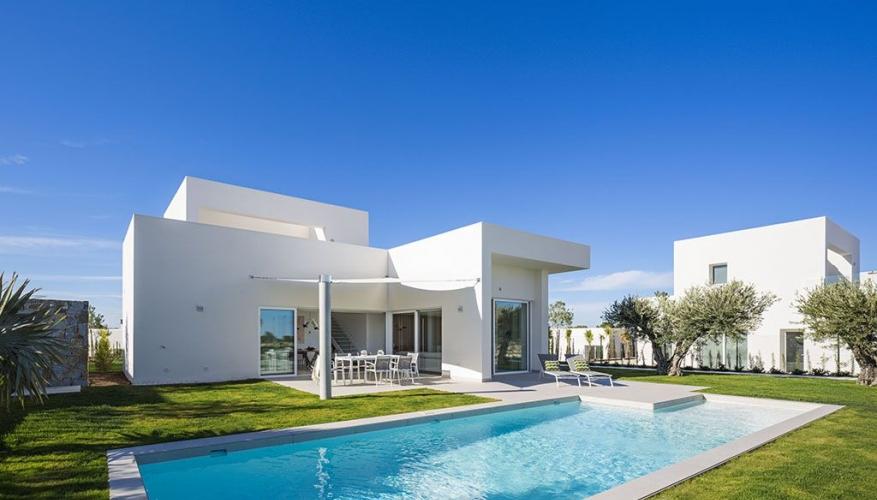 New Build  - Villa - Orihuela Costa - Golf Las Colinas Golf
