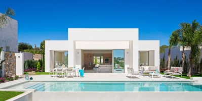 Villa - New Build  -  Golfs - Orihuela Costa