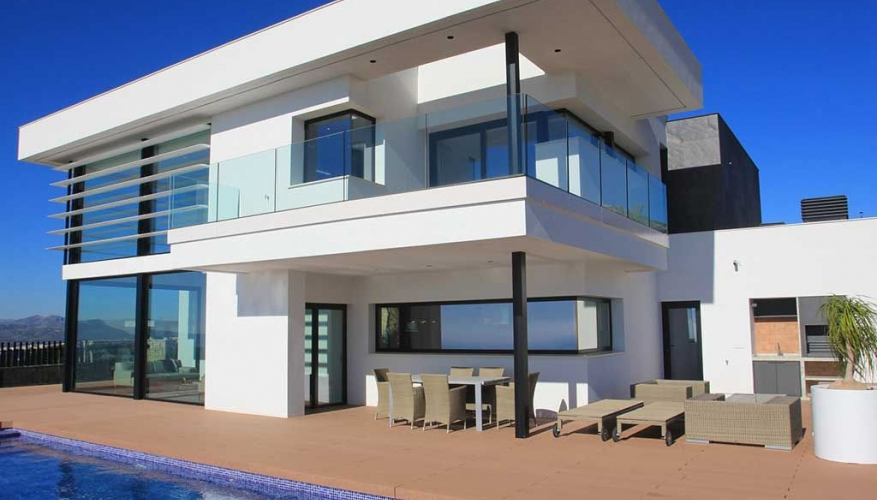 New Build  - Villa - Calpe - Other