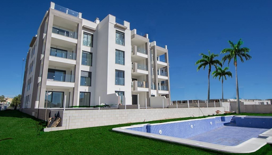 Neuf Direct Promoteurs - Appartement - Orihuela Costa - Villamartin