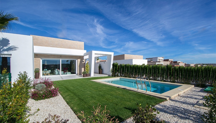 New Build  - Villa -  Golfs - Algorfa