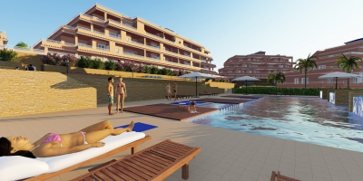 Appartement - Neuf Direct Promoteurs - Orihuela Costa - Villamartin