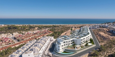 TOWNHOUSE - New Build  - Alicante - Alicante