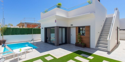Villa indépendante - Neuf Direct Promoteurs - Costa Calida mar Menor - Los Alcázares