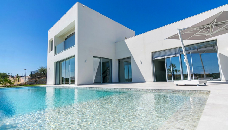 New Build  - Villa -  Golfs - Orihuela Costa