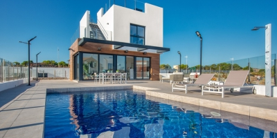 Villa - New Build  -  Golfs - Algorfa