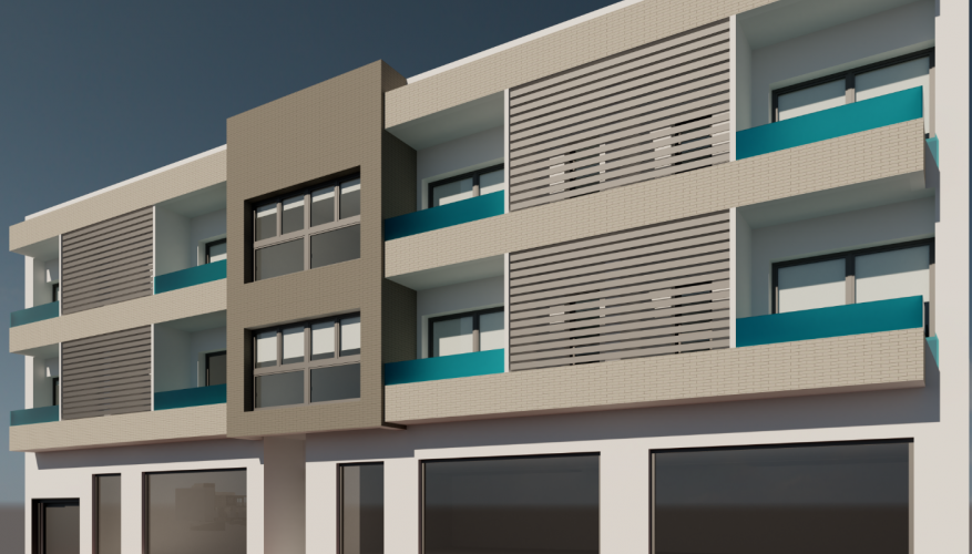 New Build  - Apartment - Bigastro - BIGASTRO