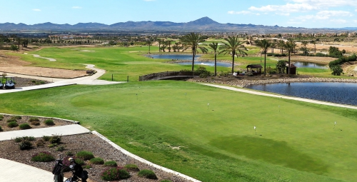Apartment - New Build  -  Golfs - Hacienda Golf