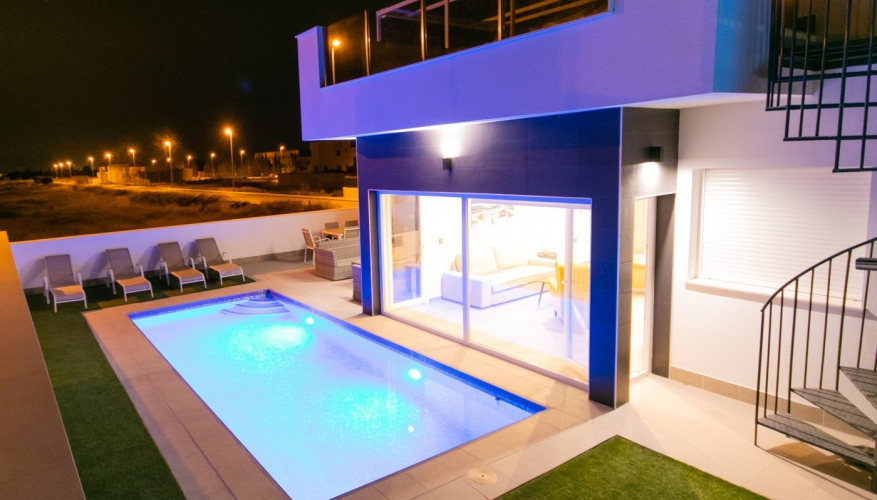 Neuf Direct Promoteurs - Villa  - Daya Nueva